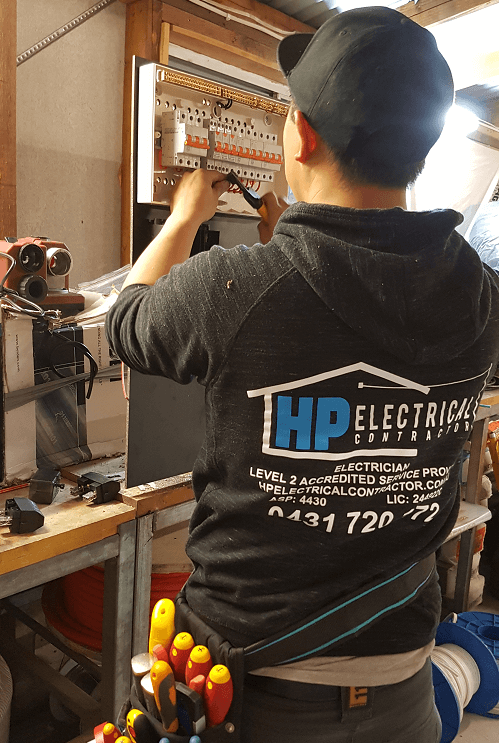 Electrician Liverpool area NSW about us