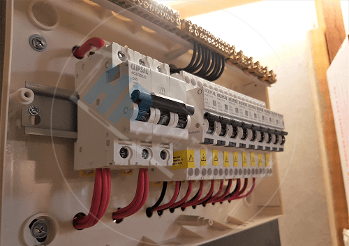 Switchboard upgrade Fairfield nsw - level 2 electrician