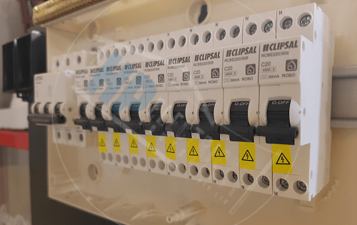 Switchboard upgrade Fairfield NSW & western sydney levl 2 electrician