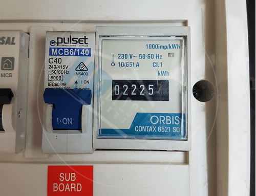 electrical meter installation liverpool, western sydney