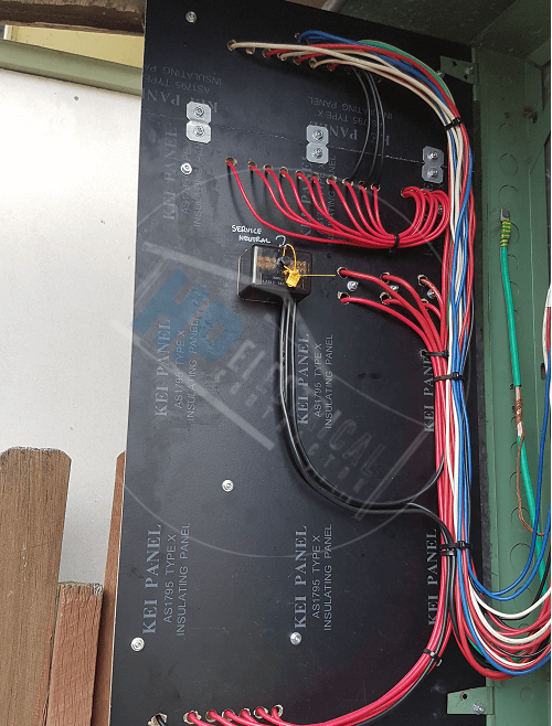 electrical service upgrade fairfield & western sydney