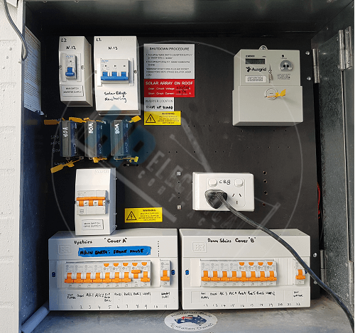electrical service upgrade fairfield nsw & liverpool nsw
