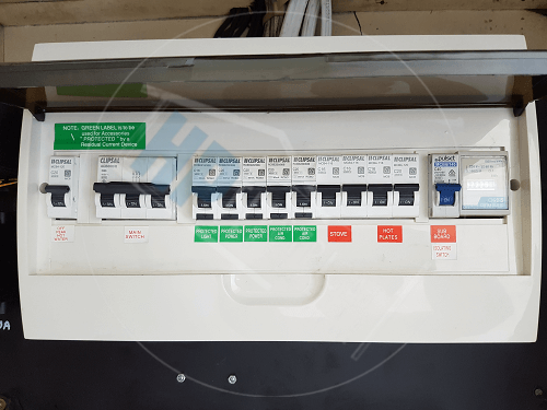 electrical switchboard upgrade cost wetherill park nsw westernsydney level 2 electrician