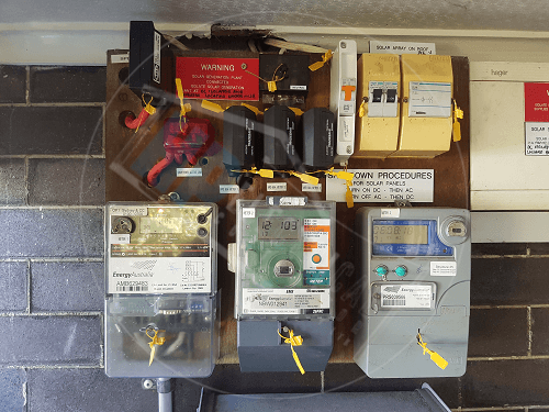 installing seperate electricity meters liverpool nsw western sydney level 2 electrician emergency 24 hour