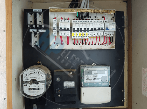 installing seperate electricity meters wetherill park nsw level 2 electrician