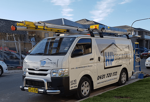 level 2 electrician nsw liverpool