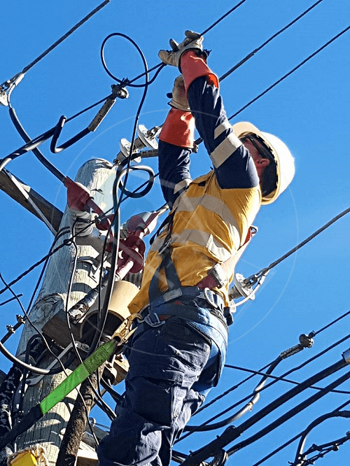 private power pole installation Fairfield NSW liverpool nsw electrician