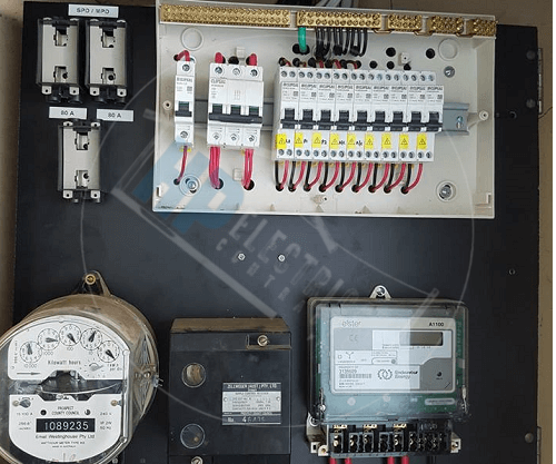 granny flat electricity meter installation fairfield nsw level 2 electrician
