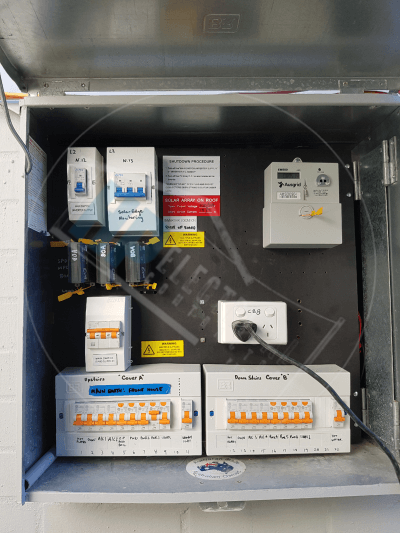 A Grade Electrician Switchboard Upgrade Parramatta 2150