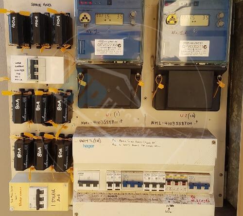 Local Underground Electrical Service