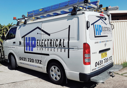 HP Electrical Contractor Level-2 Electrician Blacktown 2148