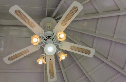 ceiling fan installation sydney