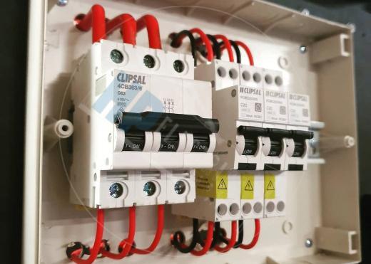 switchboard upgrades Baulkham hills